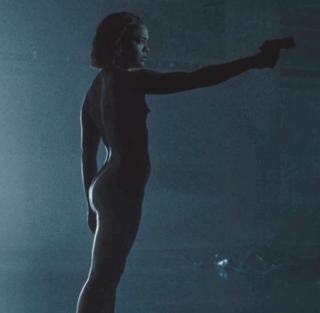 Naked tessa thompson Tessa Thompson