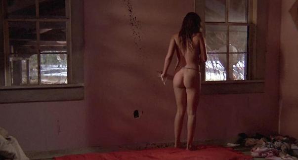 Was and Barbara hershey nude