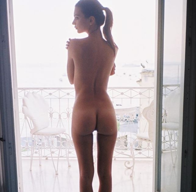Maria willoughby nude