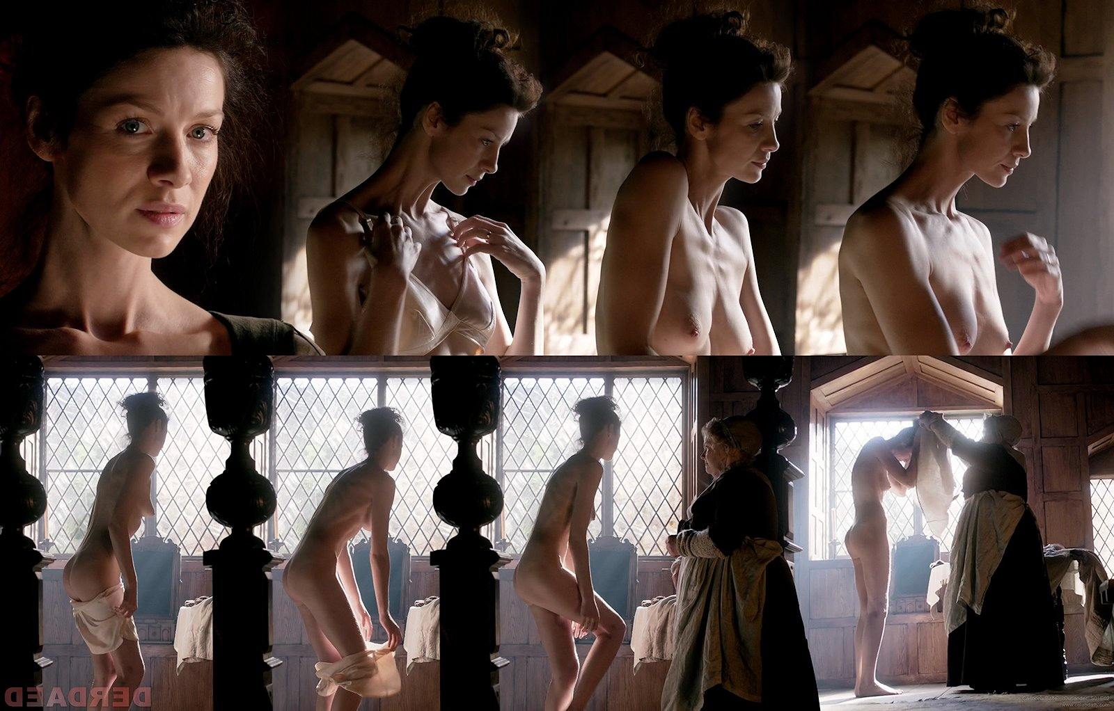 Caitriona Balfe SEX Nude and Famous! caitriona Balfe topless - boobs! photo!