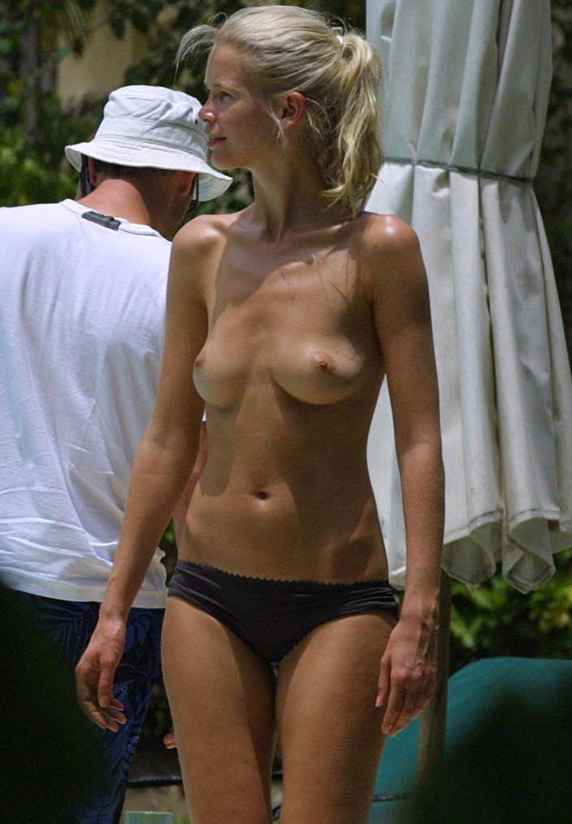 Claudia Schiffer Sex Tape celebrity! nude and famous! claudia!