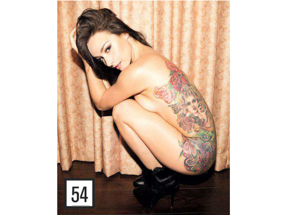 Danielle harris naked pictures