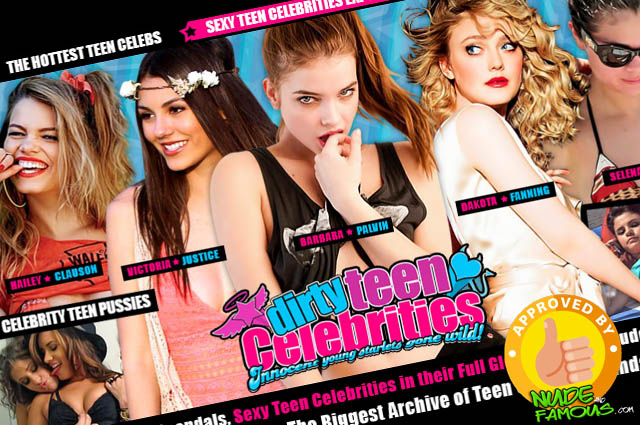 Dirty Teen Celebrities offers lots of nude and kinky celebrity videos! Website Review