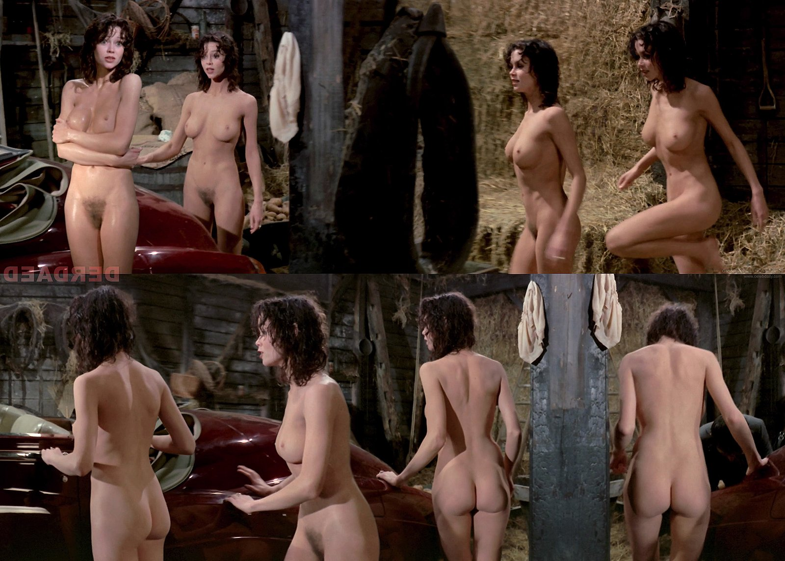 Nude ladies from movies