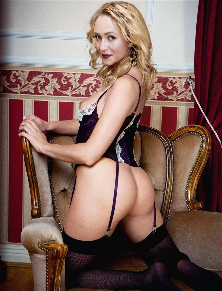 Shoot magazine hayden panettiere