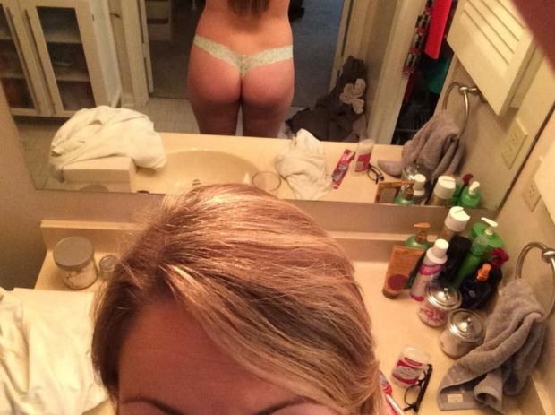 Jennette McCurdy butt booty selfshot fappening leaked