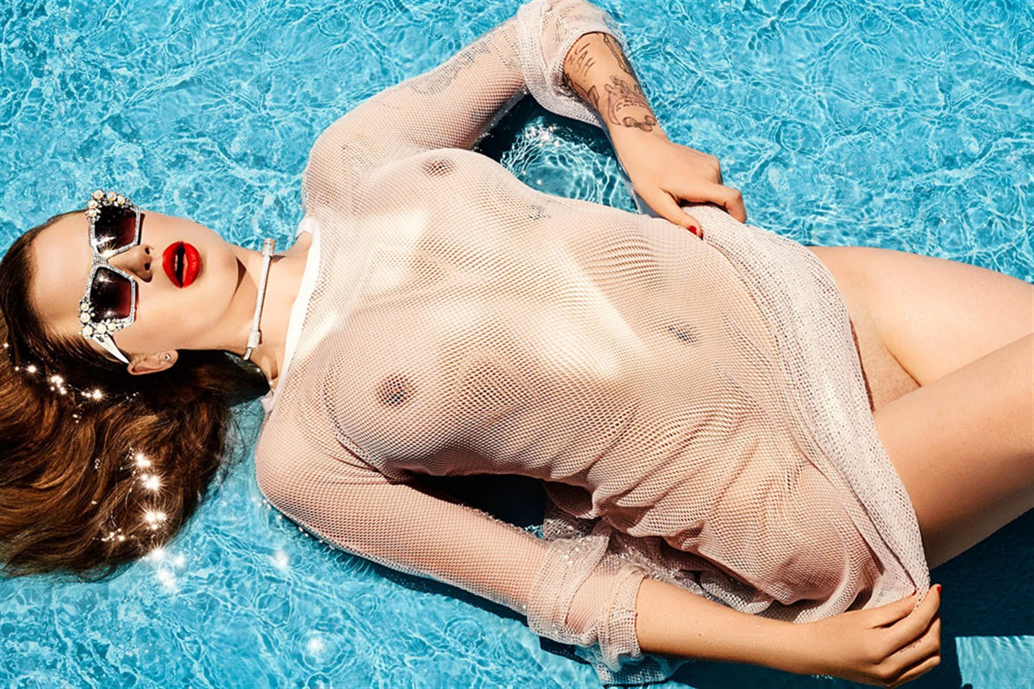 Pic post sites pool nude