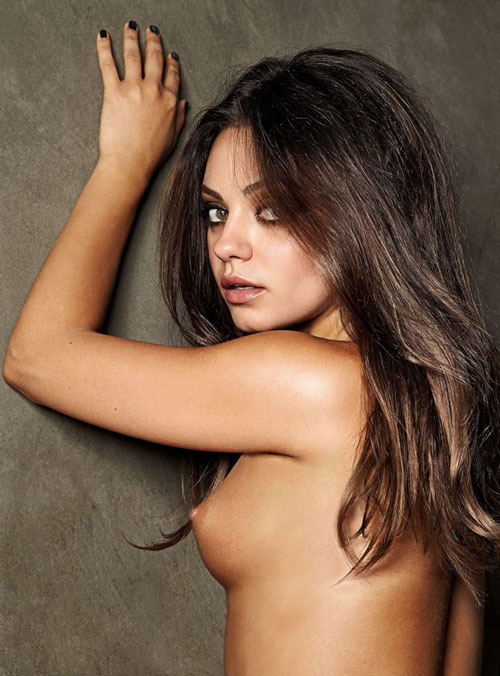 Mila kunis sexy boobs