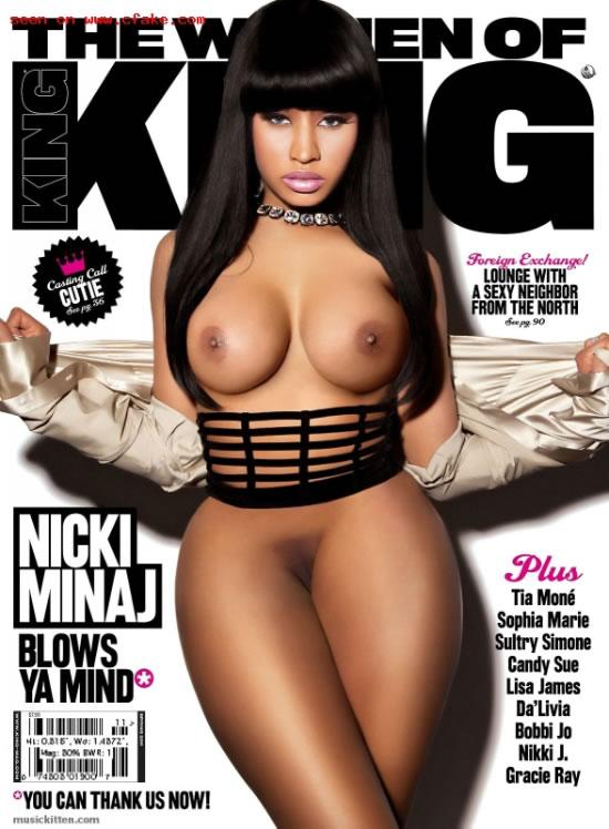 Celebrity Porn Nicki Minaj