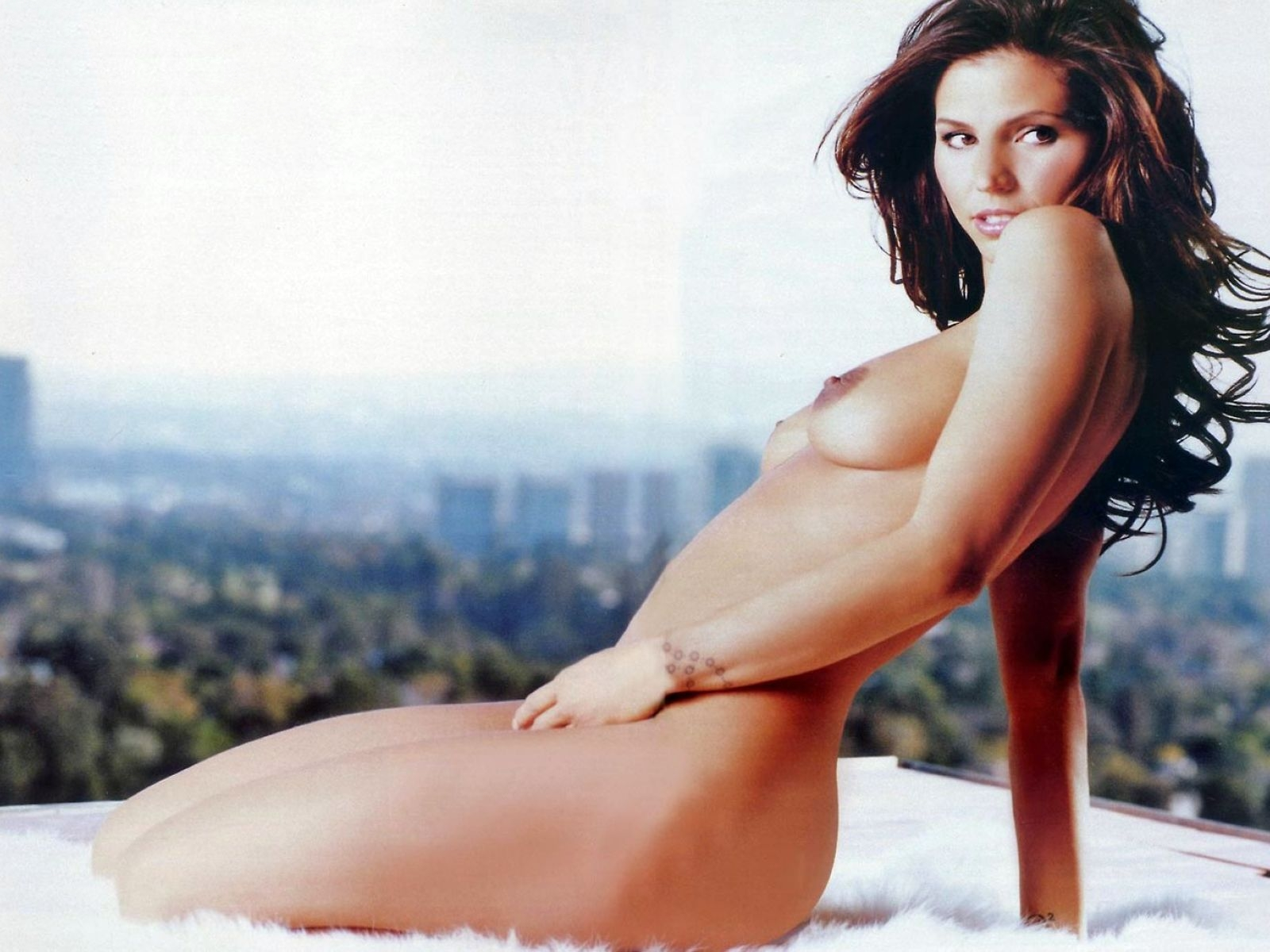 Charisma carpenter naked pictures