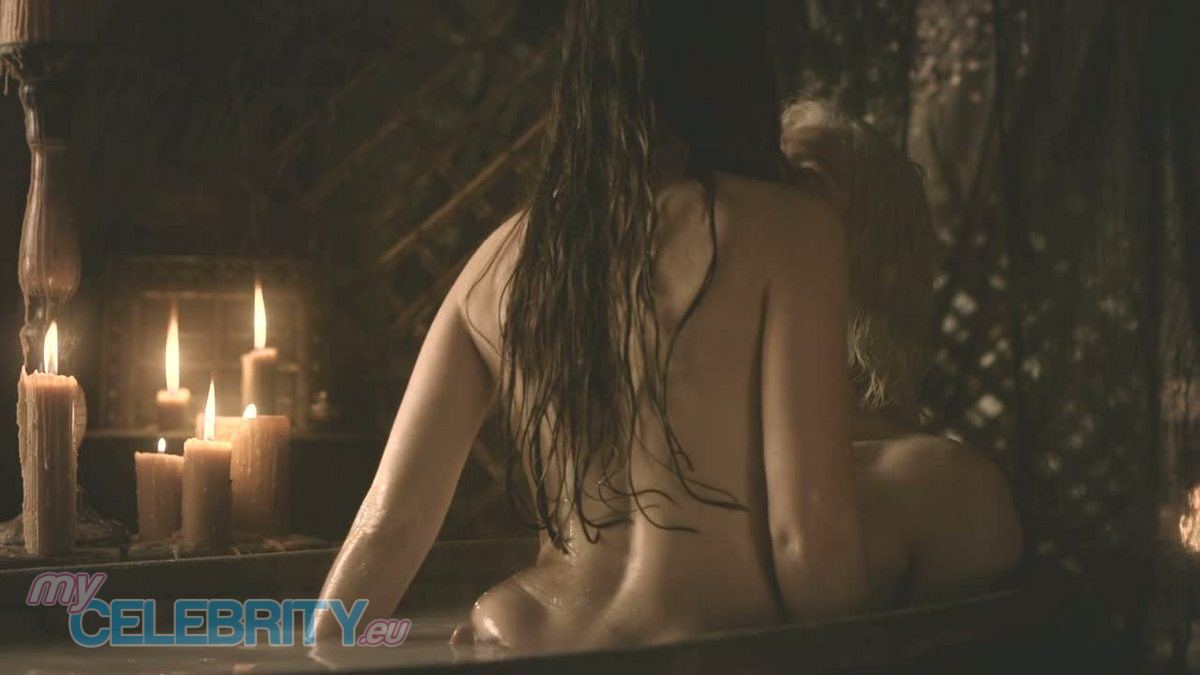 Roxanne Mckee sexy in Game of Thrones (GOT) nude 3