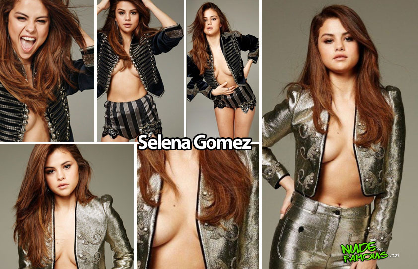 Man gomez a Sexy selena of naked pics with
