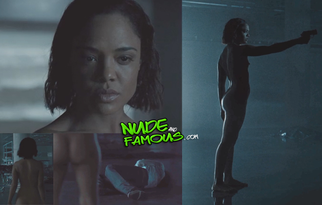 Tessa Thompson buck naked in Westworld season 2 finale
