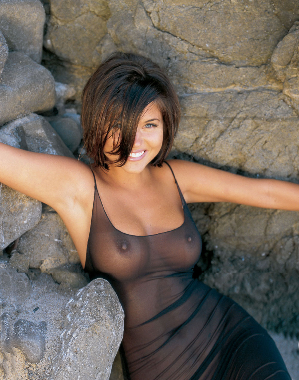 Tiffani-Amber Thiessen Nude Pics and Videos -- - Top Nude