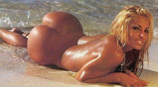 trish stratus naked and cummed on