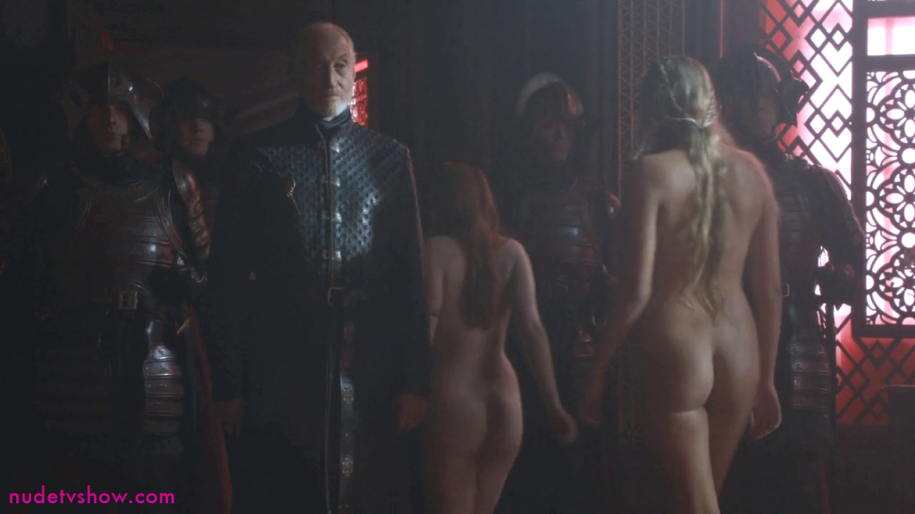 Xena Avramidis hot booty ass nude in Game of Thrones