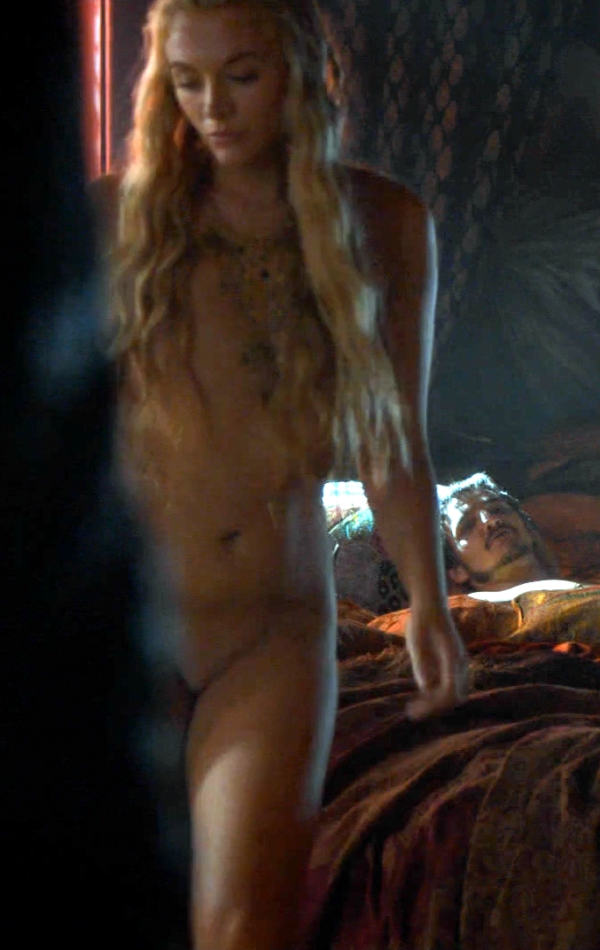 All game of thrones nudity